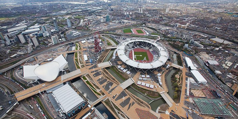 Transfer From Olympic Park E To Heathrow Airport