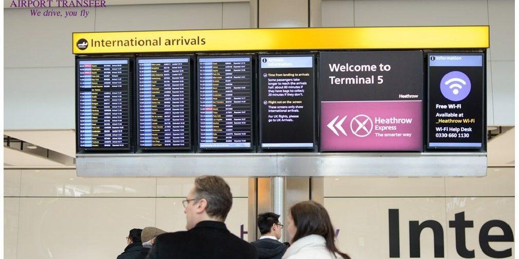 Transfer From Hilton London Metropole To Heathrow Airport