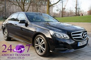 Heathrow to Central London Taxi Transfer